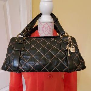 Liz Claiborne black satchel bags